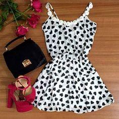 Vestido coração 2