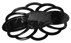 France Luxe Casanova Large Barrette  Nacro Black -- Read more  at the image link. (This is an Amazon affiliate link and I receive a commission for the sales and I receive a commission for the sales)