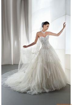 Vestido de novia Demetrios 2863 2013