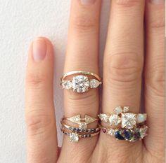 Mociun custom rings