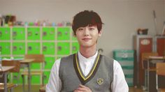 Lee Jong Suk - School 2013