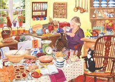 http://www.watercolour-artist.co.uk/farmanimalpaintings-baking-day.html