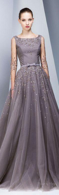 Dress Elegant Long Georges Hobeika 56 Ideas For 2019 Evening Dresses, Prom Dresses, Formal Dresses, Wedding Dresses, Formal Evening Gowns, Long Sleeve Evening Gowns, Dresses 2016, Dress Prom, Beautiful Gowns