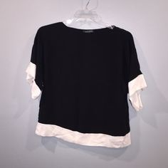 NWOT Lauren Ralph Lauren top Never worn. I gave it to a friend to see if it fit and it didn't but she took off the tags.  never worn. Ralph Lauren Tops Blouses