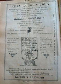 Almacén de Rafael Forero C. · Archivo de Publicidad Colombiana 1800-1950.