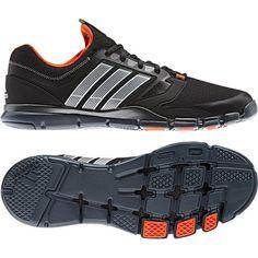 pretty nice 6efe2 27c9e Mens Adipure Trainer 360 Shoes, black   orange   running white, zoom