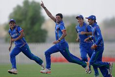 U-19 World Cup: Afghanistan beat #Australia by 36 runs #Afghanistan caused a major upset in the ICC Under-19 World Cup when they defeated three-time champions and 2012 s runners-up Australia by 36 runs at #AbuDhabi Oval 2 here Monday. #Cricket #U19WorldCup
