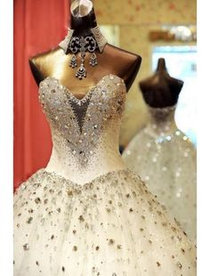 149 Best Wedding Gowns Diamonds Pearls Images