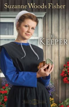 Free Book - The Keeper, the first title in the Stoney Ridge Seasons series by Suzanne Woods Fisher, is a repeat freebie in the Kindle store and from Barnes & Noble and ChristianBook, courtesy of Christian publisher Revell.