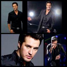 Luke Bryan is a beautiful man!!