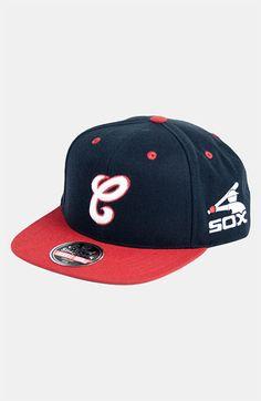 Men's American Needle 'Chicago White Sox - Blockhead' Snapback Baseball Cap - Blue