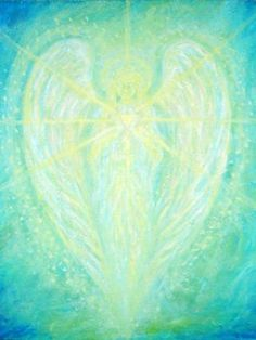 Archangel Chamuel   Aura colour -Pale Green  If you've lost something, this is the angel to ask for help! He can send you thoughts and feelings about the object's location or it may even 'magically' appear somewhere that you weren't expecting. He can even help you to find things like a job or even your way if you're lost! His aim is to bring peace on earth by reducing stress.