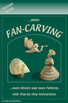 Fan Carvers World is dedicated to sharing & preserving the Old World art form of fan-carving with its symbolism throughout the many cultures that it influenced Wooden Bird, Pyrography, Wood Design, Step By Step Instructions, Old World, Folk Art, Old Things, Carving, Design History