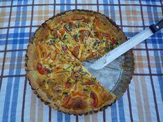 Zdravé jídlo bez éček! » Blog Archive » Francouzské slané koláče quiche: Jednoduchý recept » Zdravé jídlo bez éček!