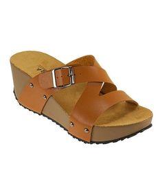 Wedge Sandals, Sandal Wedges, Criss Cross, Flip Flops, Women's Platforms, Chic, Brown, Heels, Womens Fashion