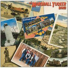 The Marshall Tucker Band - Greetings from South Carolina (CD)