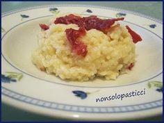 Risotto al parmigiano e bresaola - Ricette di non solo pasticci