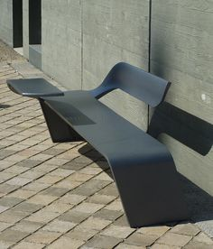 Exterior benches   Street furniture   Wave   Concept Urbain. Check it out on Architonic