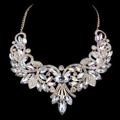 I shopped at Bridalorium for my jewelry, they were fantastic! Bridal Jewellery, Jewelry, Rainbow, Diamond, Jewellery Making, Rainbows, Jewels, Jewlery, Rain Bow