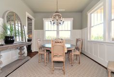 Dining Room by saussyburbank, via Flickr