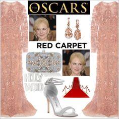 #red carpet look