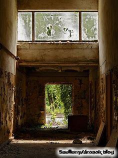 A kecskeméti laktanya - Szellemvárosok / Abandoned barracks, Kecskemét