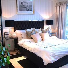 Den amerikanske boligdrømmen i Norge Decor, Furniture, Home, Home Furniture, Shopping, Bed, Us Shipping, Bedroom