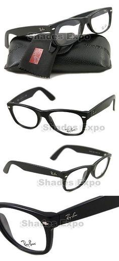 6c86fd62dc Fashion Eyewear Clear Glasses 179248  New Ray Ban Eyeglasses Rb 5184 Black  2000 Rx Rb5184