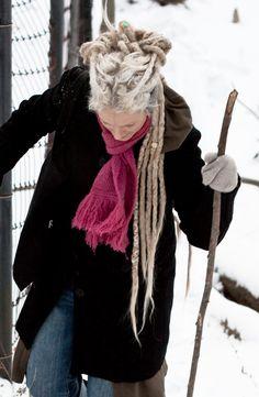 Lol old hippie Vermonter in the winter ;)