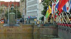 Dutch Flags and the Novotel Den Haag City Centre