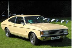 V8 Granada Coupe, great 70's /80's ford