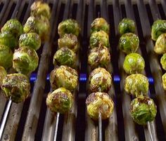 Grilled Brussels Sprouts, Brussels Sprouts Recipes