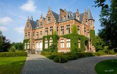 Vrieselhof Oelegem Antwerp HDR Photo