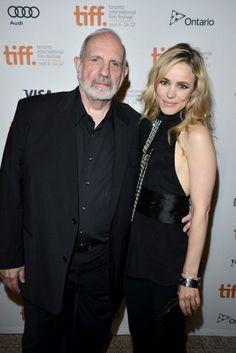 Rachel McAdams, Brian De Palma - ÖLDÜREN TUTKU / PASSION - Toronto Film Festivali 2012