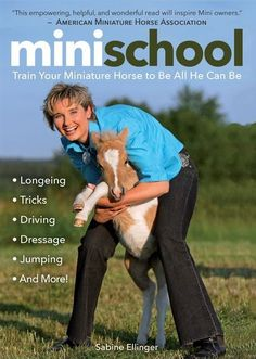 Now in paperback! The first book of its kind for Miniature Horse lovers, Mini School takes the training and conditioning of Minis as seriously as that of their full-size cousins. With real, honest-to- Dog Commands Training, Basic Dog Training, Horse Training, Potty Training, Trafalgar Square, Horse Information, Horse Books, Horse Care, Dog Care