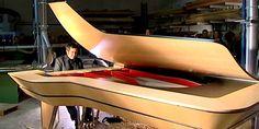 """Le piano """"Walking time"""" inauguré par Arnaud Labastie"""