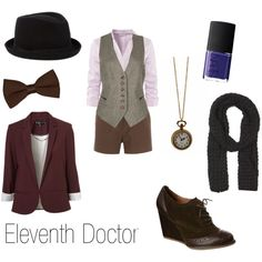 """Must Have!!!  """"Eleventh Doctor"""" by ja-vy on Polyvore"""