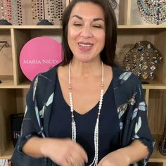 My team and I will choose a GORGEOUS piece (valued at $49) like the ones in the video below 👇 that will suit the rest of your order. Oh, the thrill of opening that package. 😍 I wish I could see your face! 🙌 ❗We ONLY have 500 of the FREE necklaces to give away, so don't miss out! ❗ Use code EOFY21 at checkout. It's not valid with any other code and the gifts are limited to 1 per person. Shop now 👉 MariaNicola.com Bijoux Wire Wrap, Jewelry Accessories, Jewelry Design, Professional Women, Jewellery Box, Entrepreneur, Rest, Necklaces, Fashion Outfits