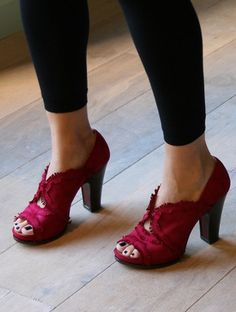 chie mihara - my absolute most favorite shoe.  Want!
