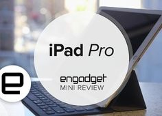 Mini review video: Our verdict on the iPad Pro in under a minute  Had trouble reading every single word of my iPad Pro review? It's okay writing all of those words was kind of hard too. For those of you with shorter attention spans here's the abridged version: Apple's biggest-ever tablet isn't for me but it could be a compelling choice for two types of people. Namely creative types who want to get work done on the go and plan to make good use of the optional Apple Pencil; and early adopters…