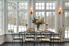 Crisp Architects - traditional - dining room - new york - Crisp Architects