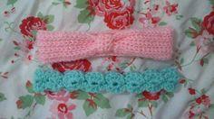 Baby headbands https://www.facebook.com/crochetbyalice