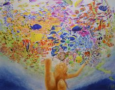 Bachmors , Marina on ArtStack #bachmors #art