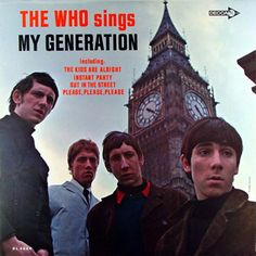 The Who exploded out of the West London Mod scene and pushed rock and roll to new levels of intensity and volume on their debut.