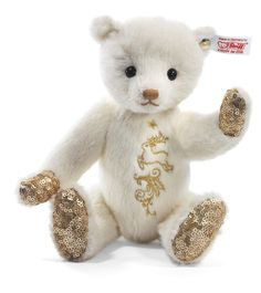 Ours Teddy Lumia, by Steiff
