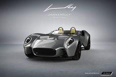 Jannarelly Design-1, otro coche de ensueño que llega desde Dubai - http://www.actualidadmotor.com/jannarelly-design-1-otro-coche-de-ensueno-que-llega-desde-dubai/
