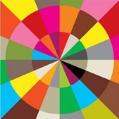 Teen tween girl bedroom color palette or nice funky painting