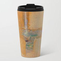 River Mouth Metal Travel Mug