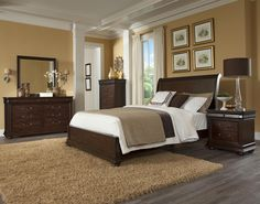 Parkview King Bedroom Group by Klaussner International
