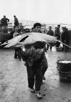 Henri Cartier-Bresson //  Turkey, 1964 - Istambul